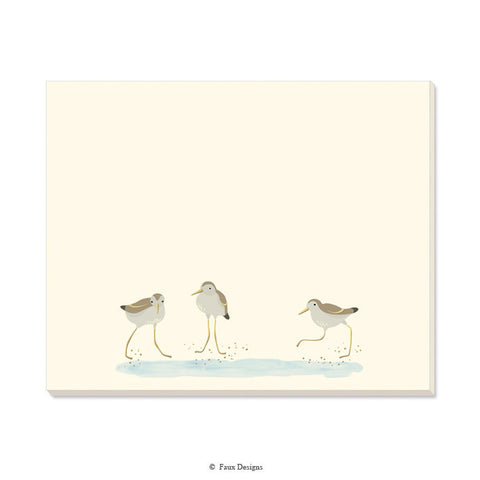 DESK PADS - FXD - PLOVERS