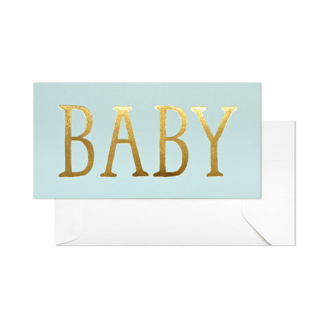 BABY - SP - GOLD FOIL BABY