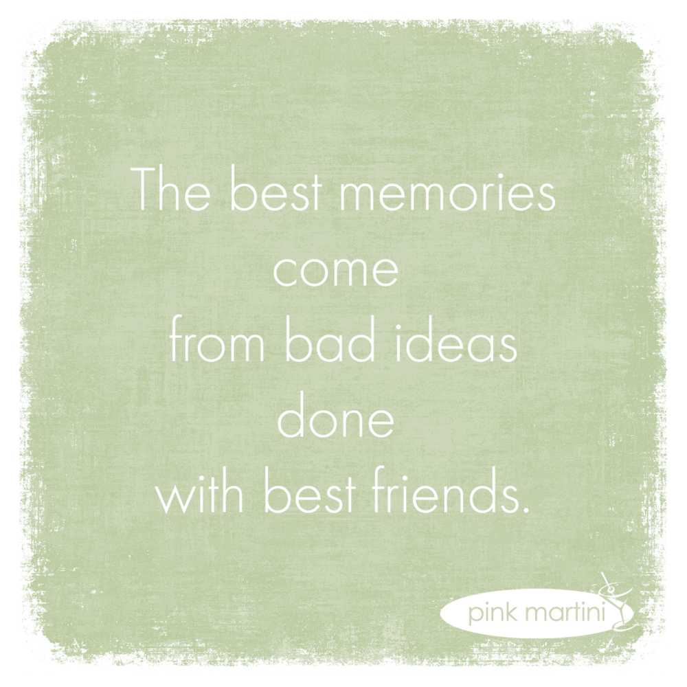 NAPKINS - PPD - THE BEST MEMORIES....