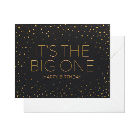 BIRTHDAY - SP - THE BIG ONE
