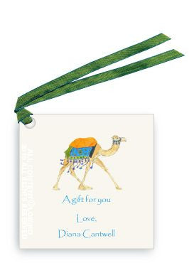 CAMEL - GIFT TAG SET