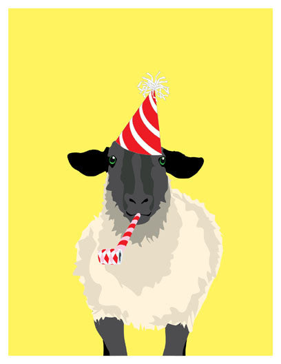 "BIRTHDAY - A2C - ""SHEEP"""