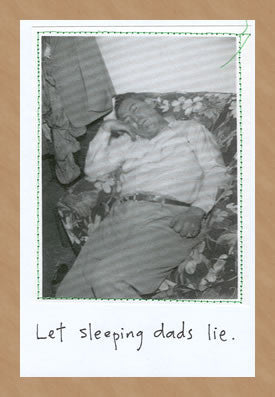 FATHER'S DAY - VT - LET SLEEPING DADS LIE