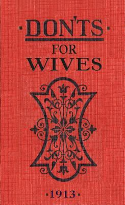BOOK - BFS - DON'TS FOR WIVES