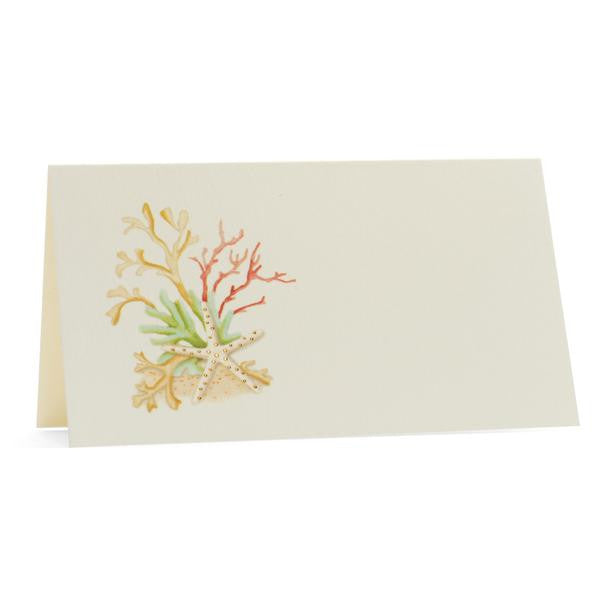 HAMPTON CORAL - PLACE CARDS