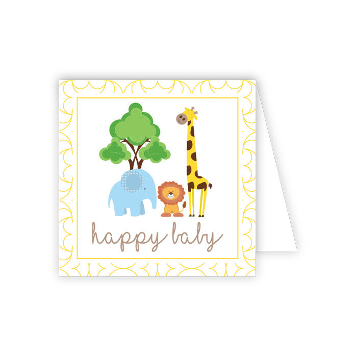 HAPPY BABY - GIFT ENCLOSURE