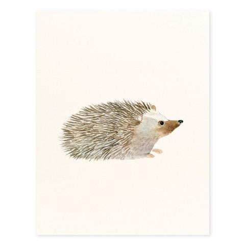 HEDGIE THE HEDGEHOG - GREETING CARD