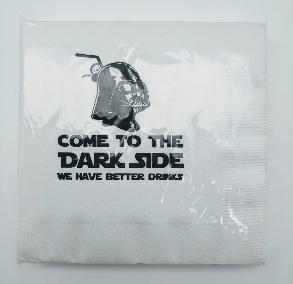 NAPKINS - BFS - .....THE DARK SIDE