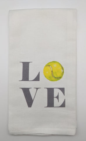 KITCHEN TOWEL - FG - LOVE TENNIS