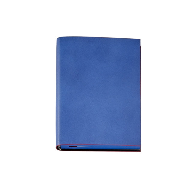 JOURNAL - GI - RAW EDGE BONDED BLUE