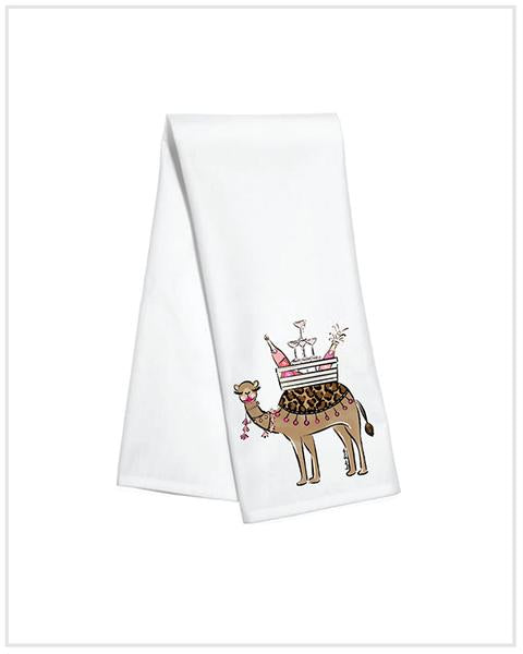 KITCHEN TOWEL - TD - HUMP DAY