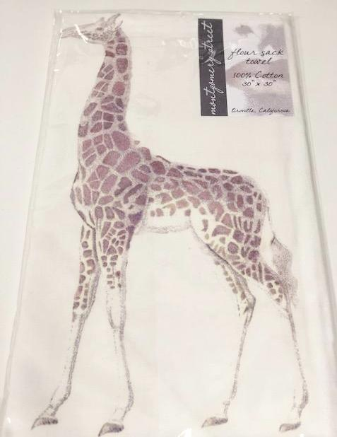 KITCHEN TOWEL - MS - GIRAFFE