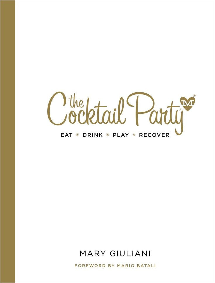 THE COCKTAIL PARTY - BOOK
