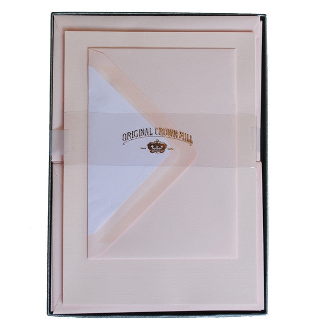 BOXED SHEETS - OCM - LIGHT PINK