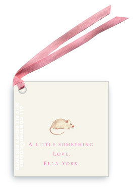 GIFT TAG SET - A LITTLE SOMETHING