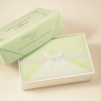 MINT NOTECARDS - BOXED
