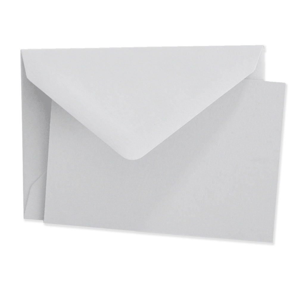 BOXED NOTE CARDS - OCM - DOVE GREY