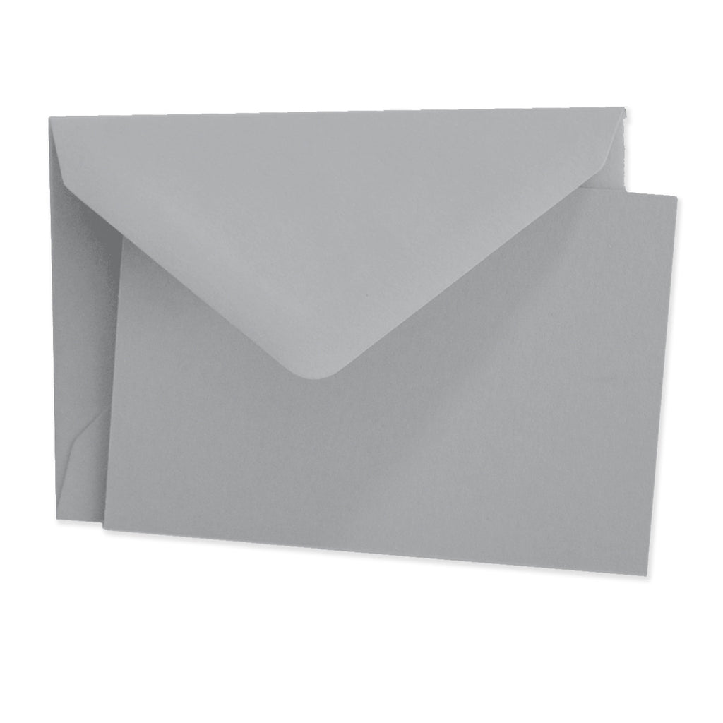 BOXED NOTE CARDS - OCM - GREY