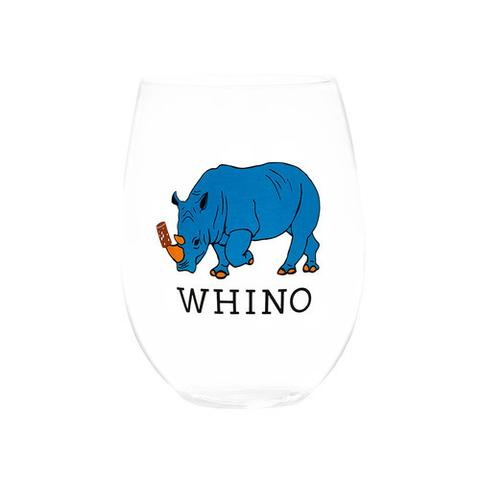 STEMLESS WINE GLASSES - AM - WHINO