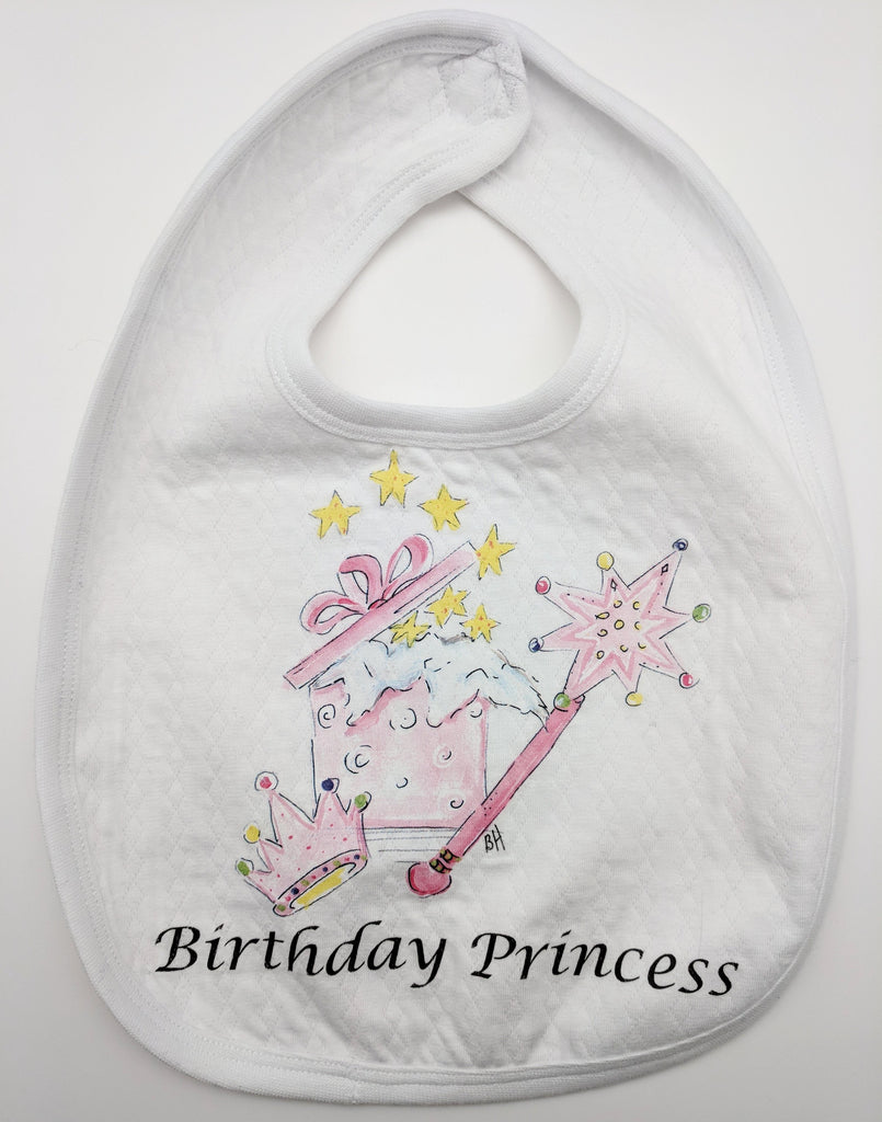 BIB - DBB - BIRTHDAY PRINCESS