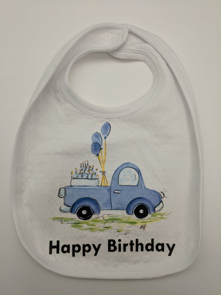 BIB - DBB - BIRTHDAY TRUCK