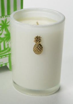 "CANDLE - DTHY - 8 OZ ""jASMINE SCENT"" CANDLE"