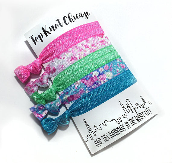 HAIR TIES - TKC - MONET