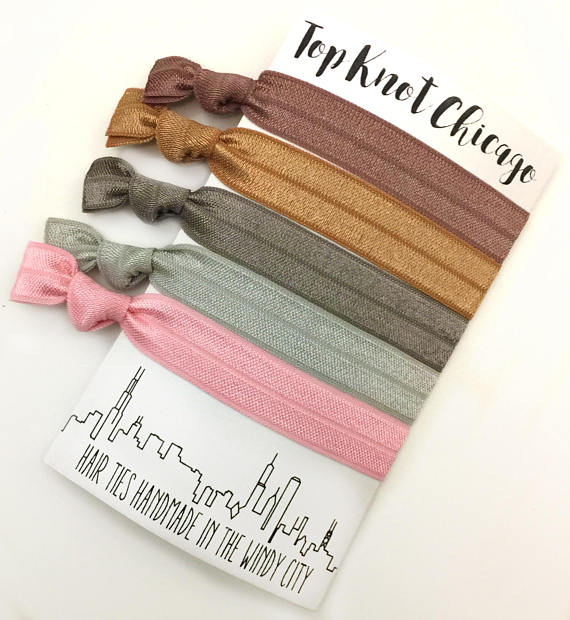 HAIR TIES - TKC - DUSTY