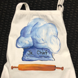 KIDS APRONS - DBB - JR. CHEF BOY
