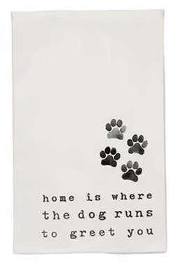 KITCHEN TOWEL -MP- HOME IS WHERE