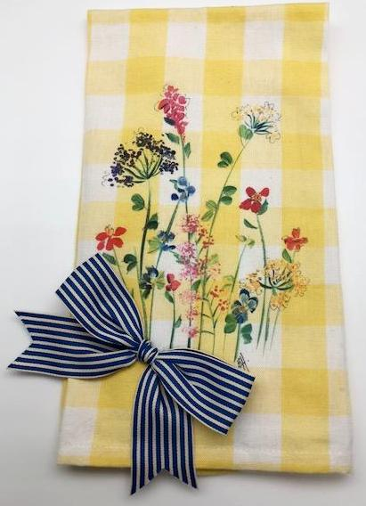 KITCHEN TOWEL - DBB - WILD FLOWERS
