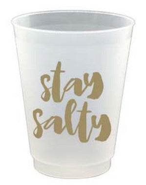 FROST FLEX CUPS - SL - STAY SALTY