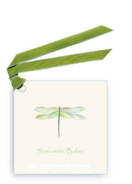 DRAGONFLY - GIFT TAG SET