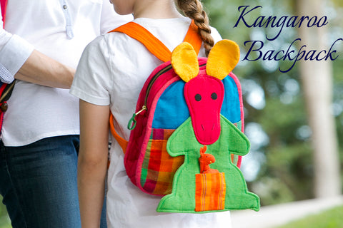 Barefoot Kangaroo Backpack