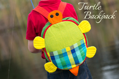 Barefoot Turtle Backpack