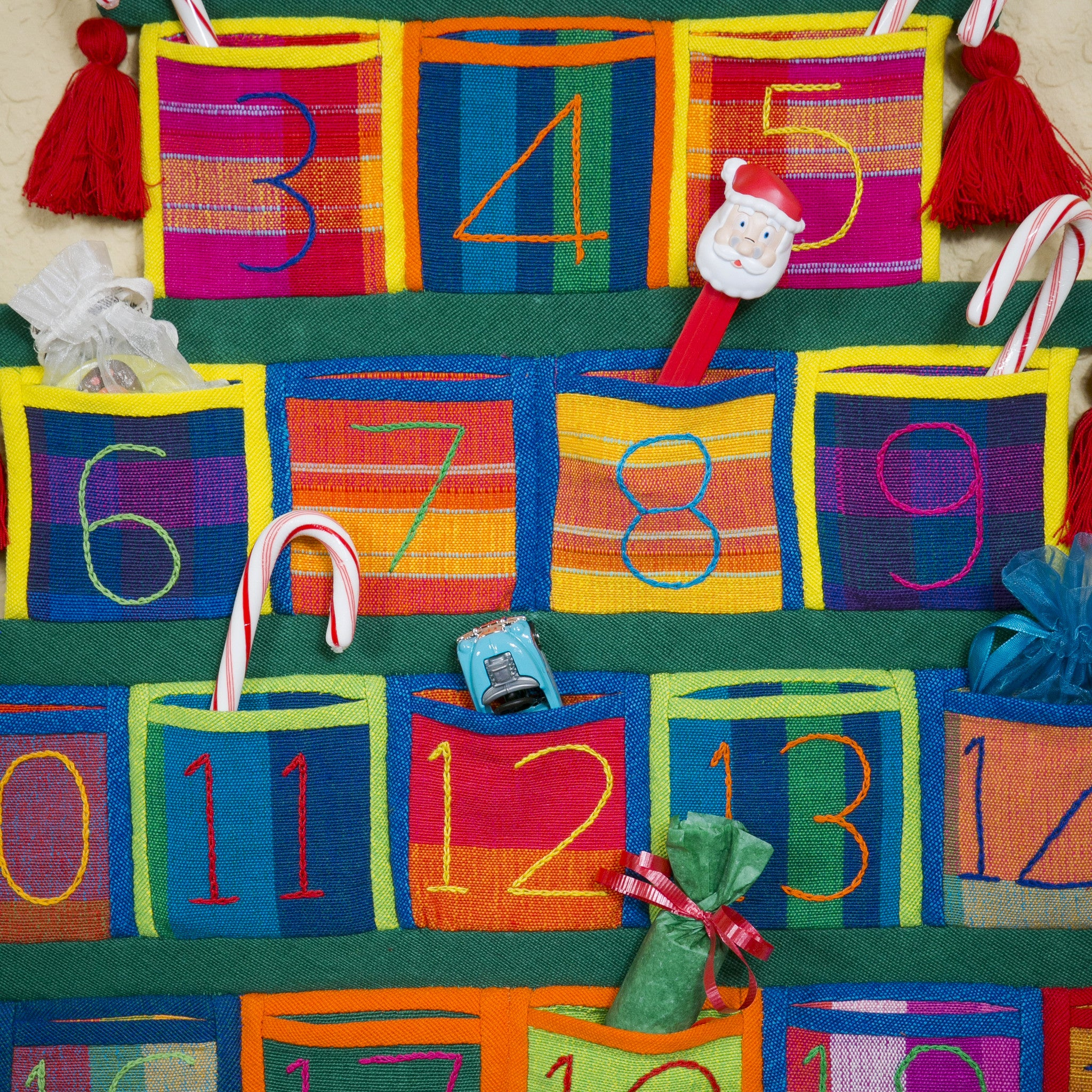 Advent Calendar – fill the pockets with fun surprises!