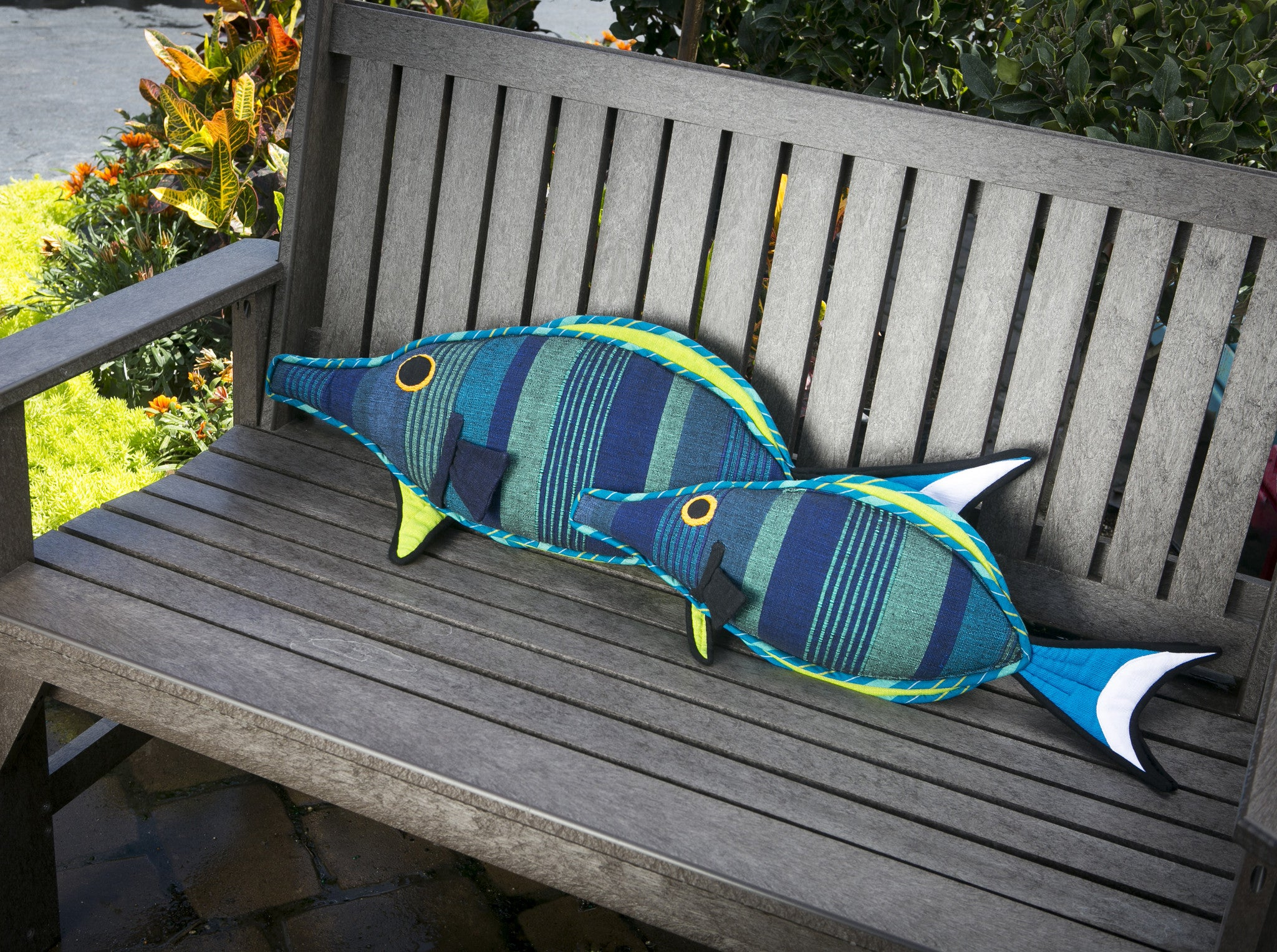 Fin, the Bird Wrasse Fish – Adding the perfect punch of color! (small & large sizes)