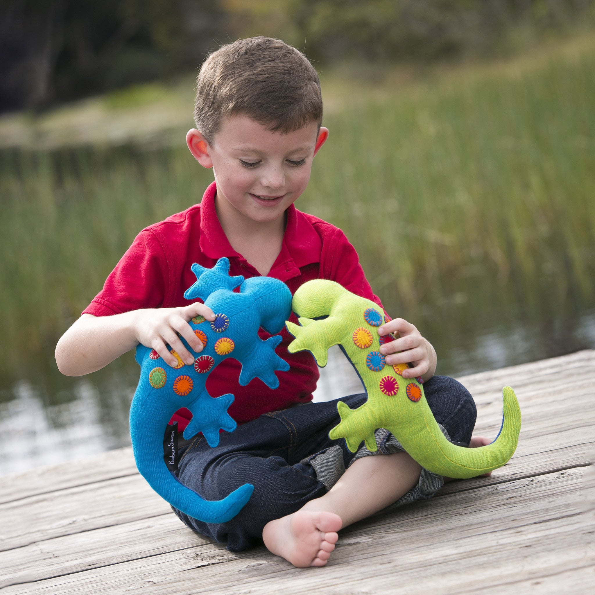 These lizard toys will keep you smiling all day!