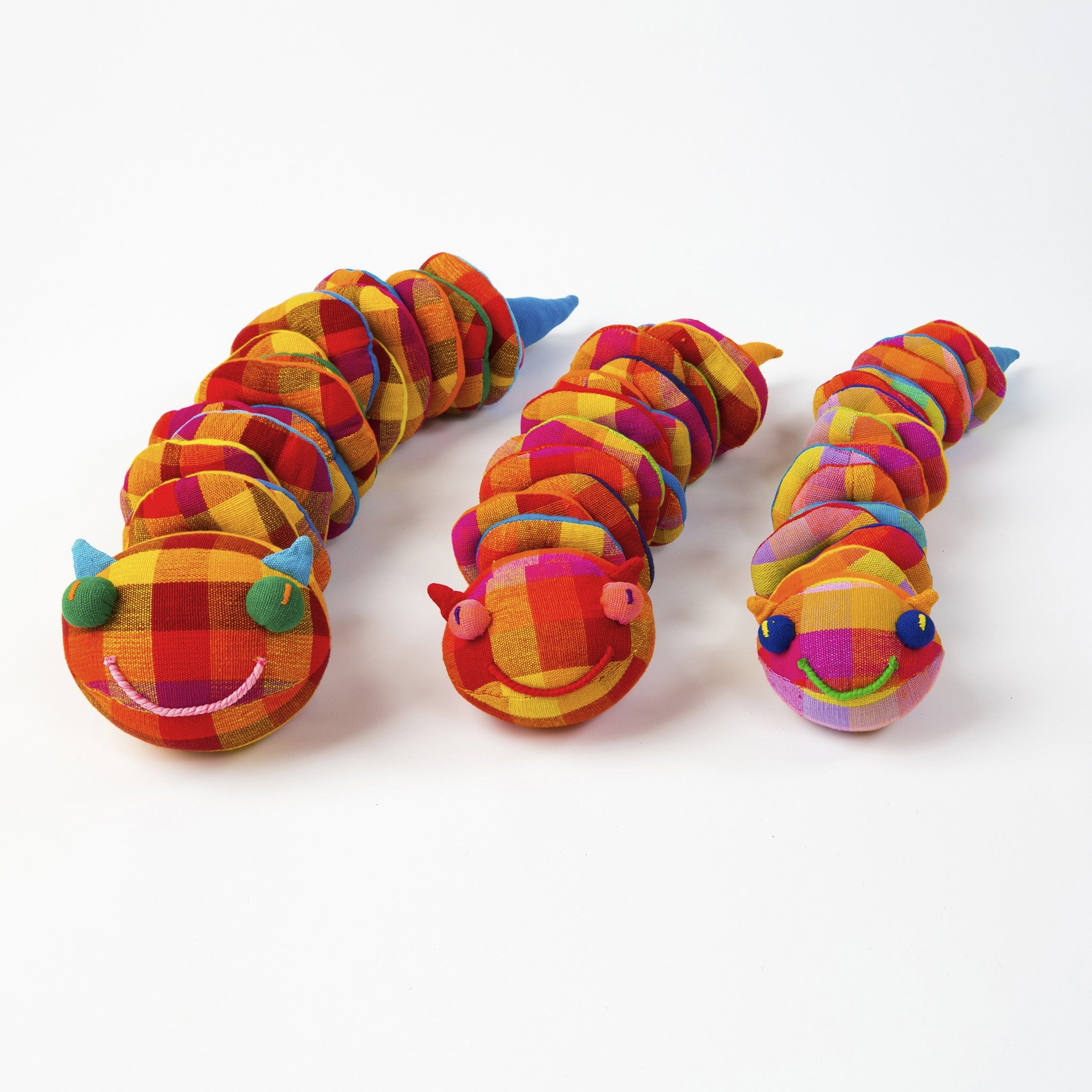 Christy, the Caterpillar (small, medium, & large sizes)