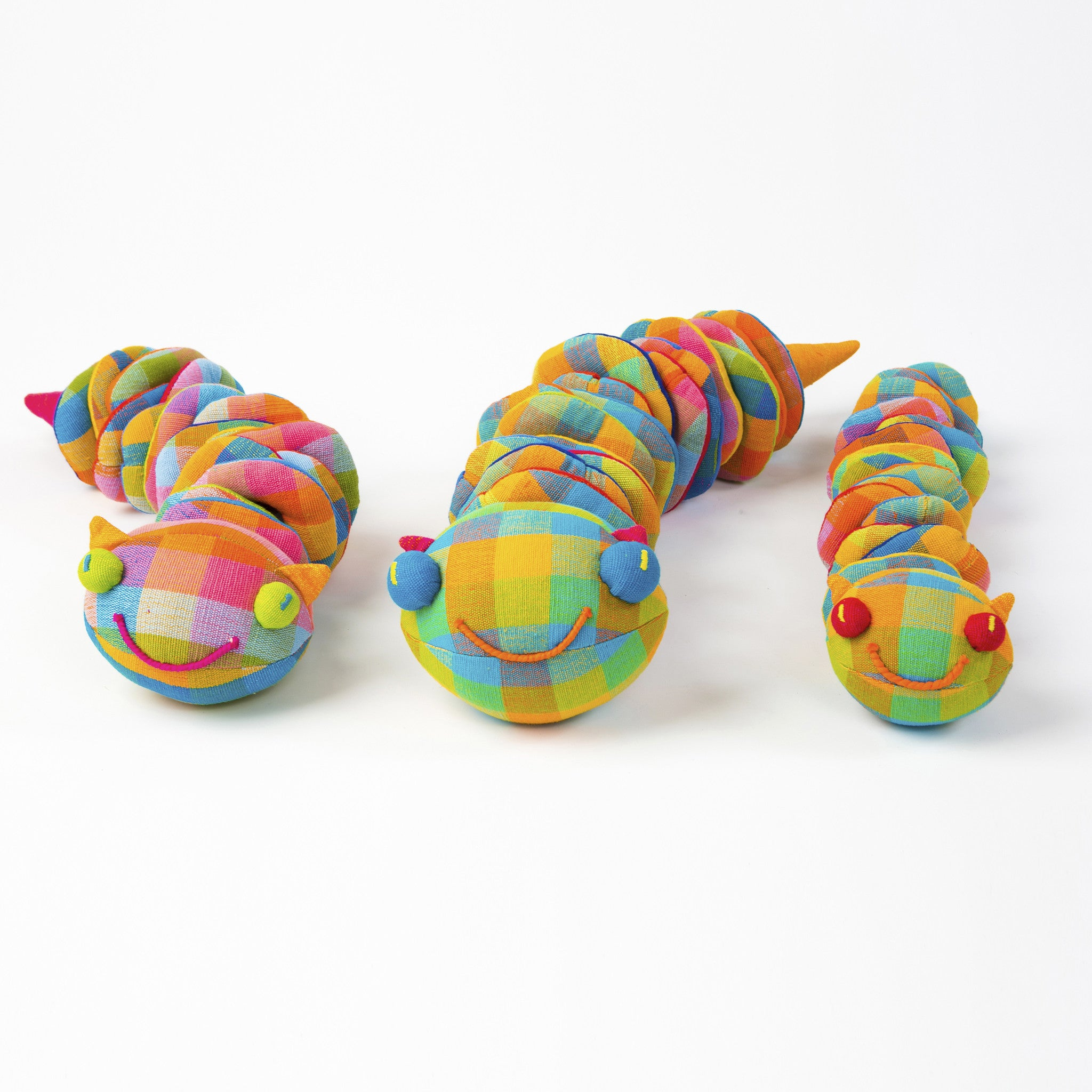 Casey, the Caterpillar (small, medium, & large sizes)