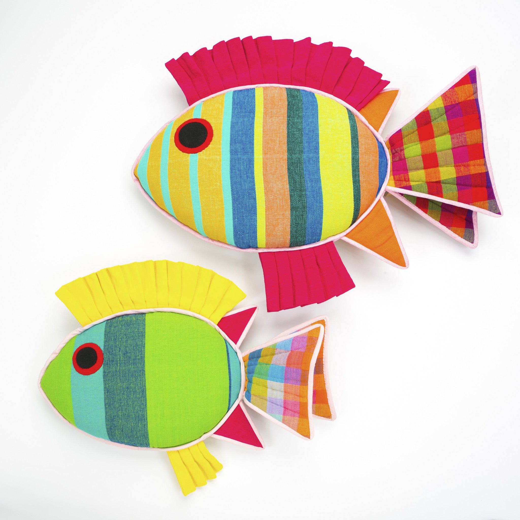 Reagan, the Rabbit Fish (small & large sizes)