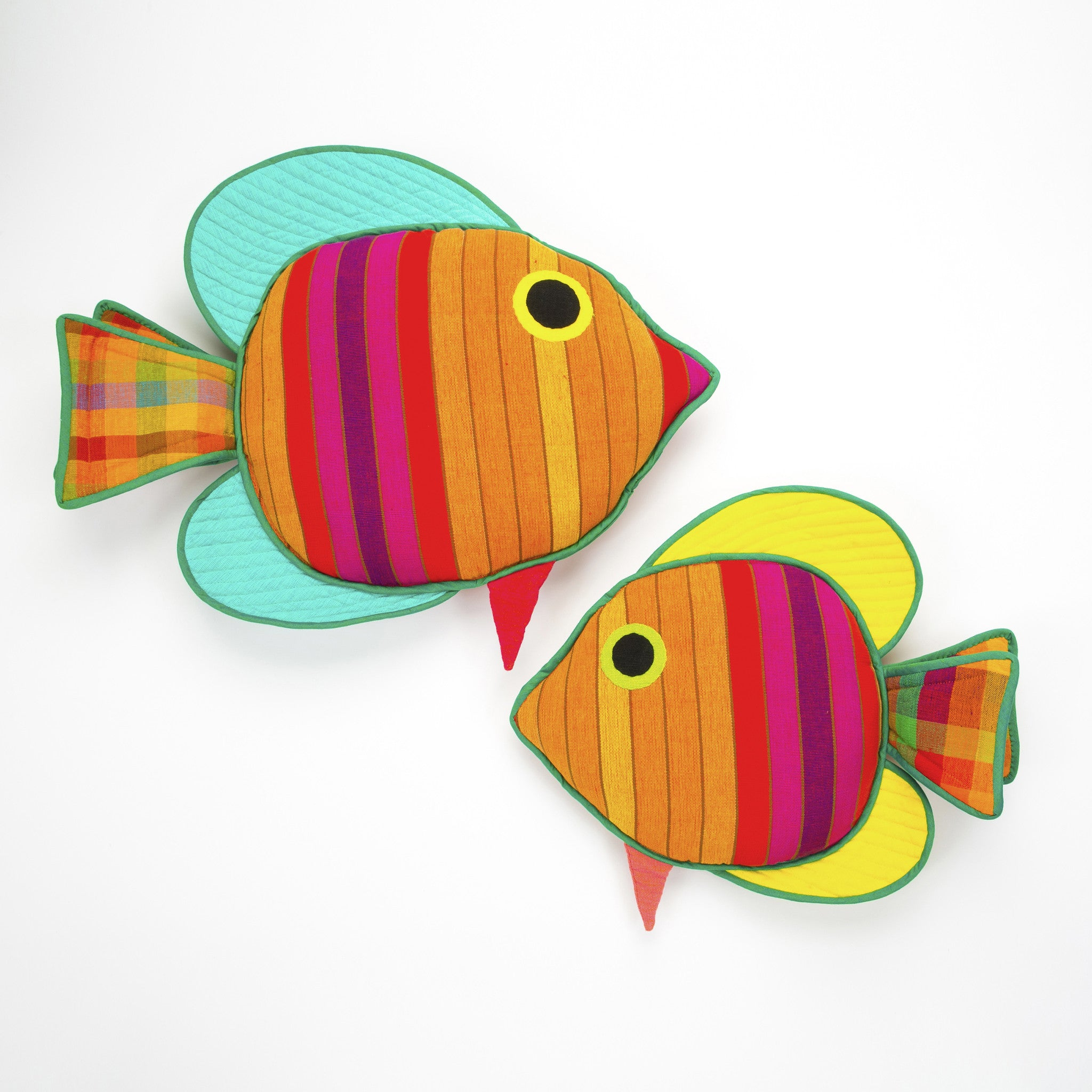 Gypsy, the Sail Fin Fish (small & large sizes)