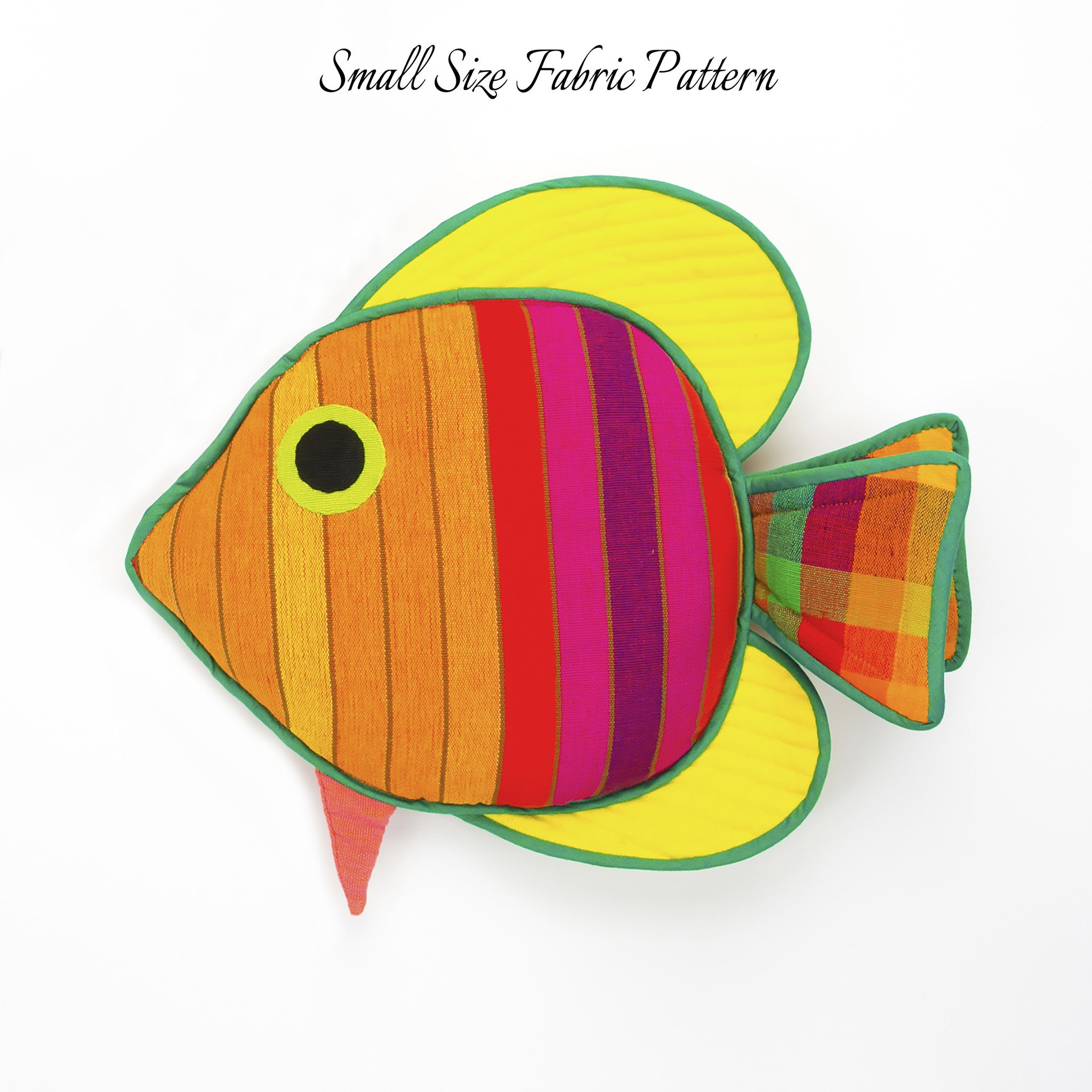 Gypsy, the Sail Fin Fish (small size)