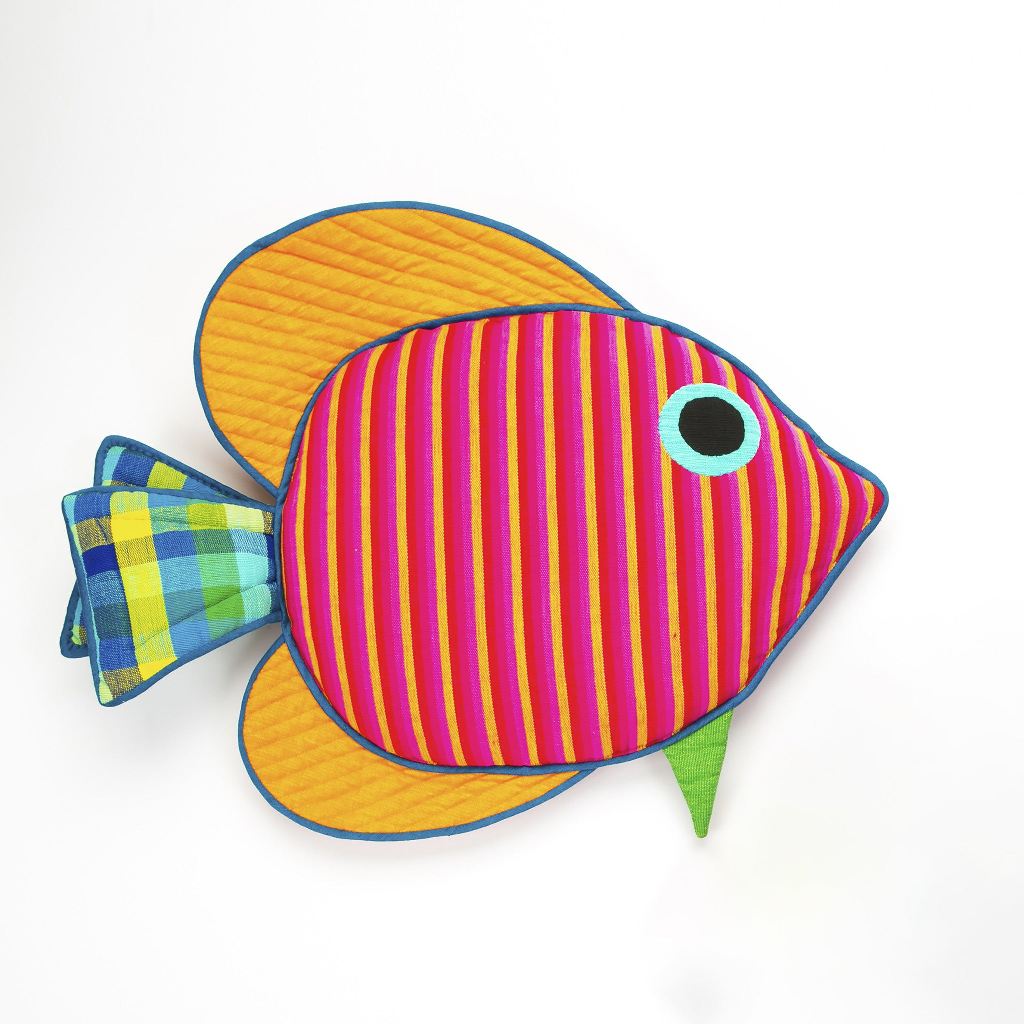 Abigail, the Sail Fin Fish (large size)