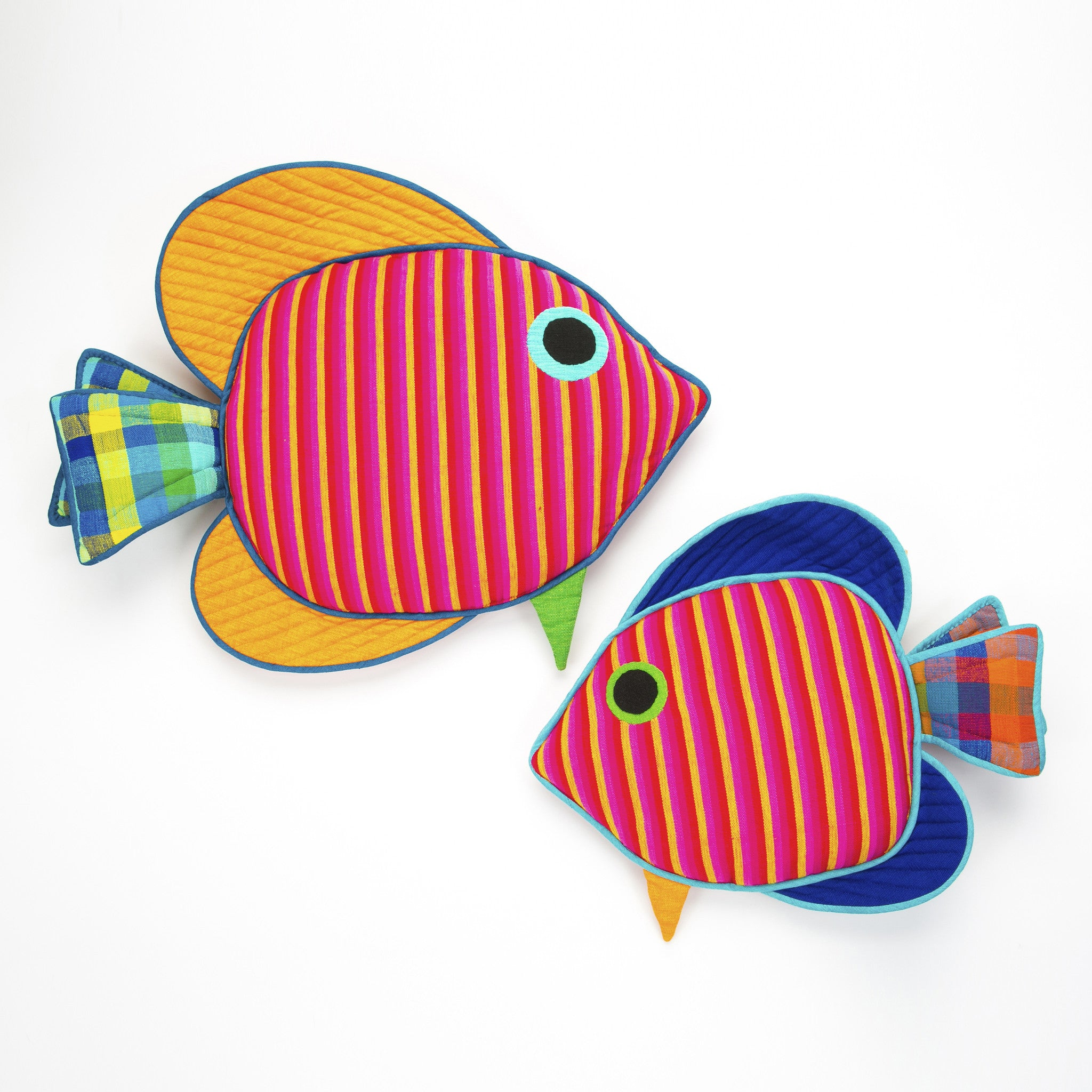 Abigail, the Sail Fin Fish (small & large sizes)