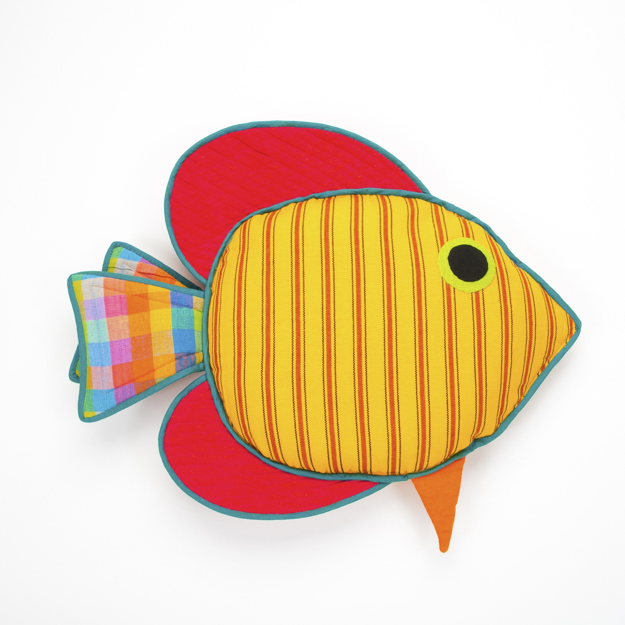 Goldie, the Sail Fin Fish (large size)