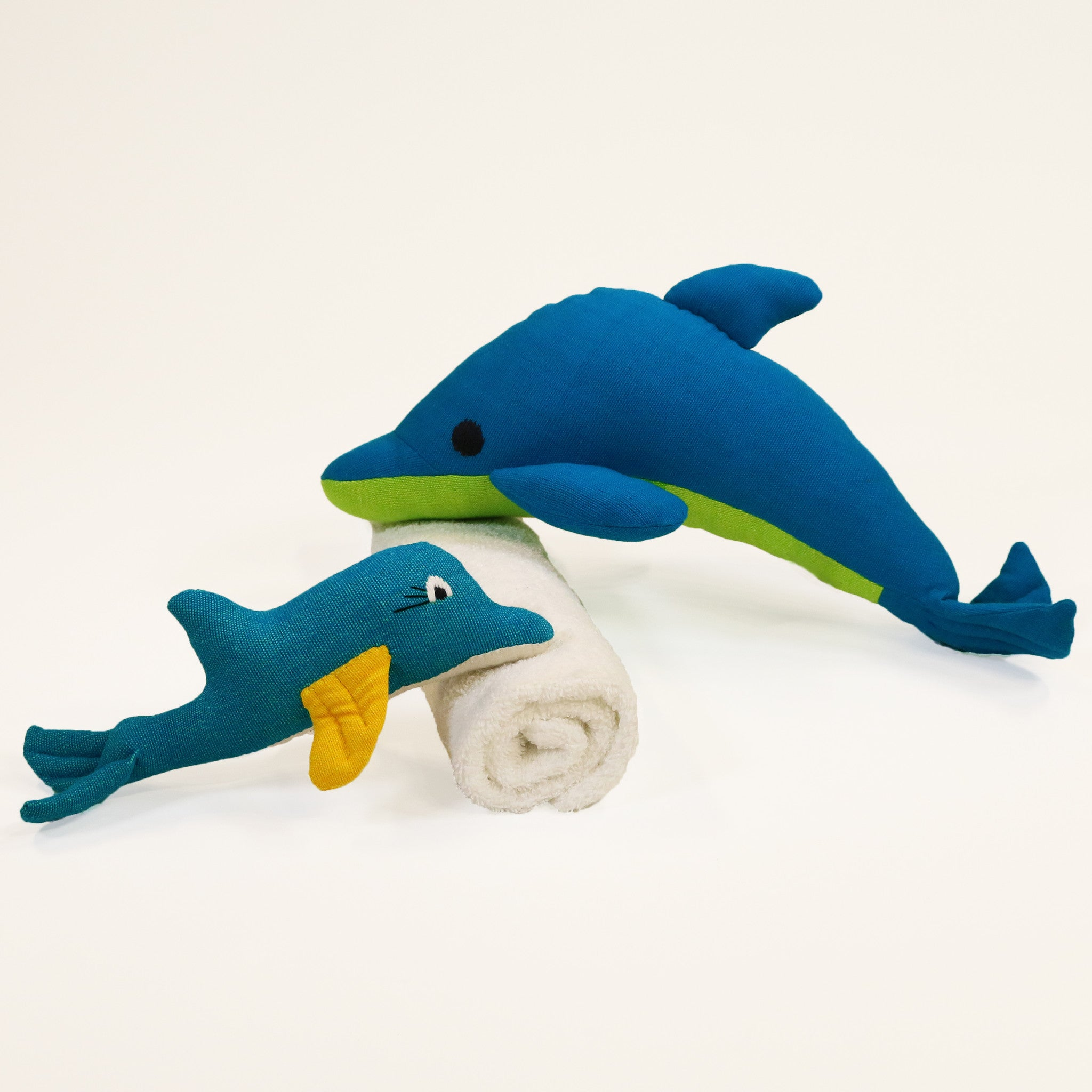 Danny, the Dolphin (small & large sizes)