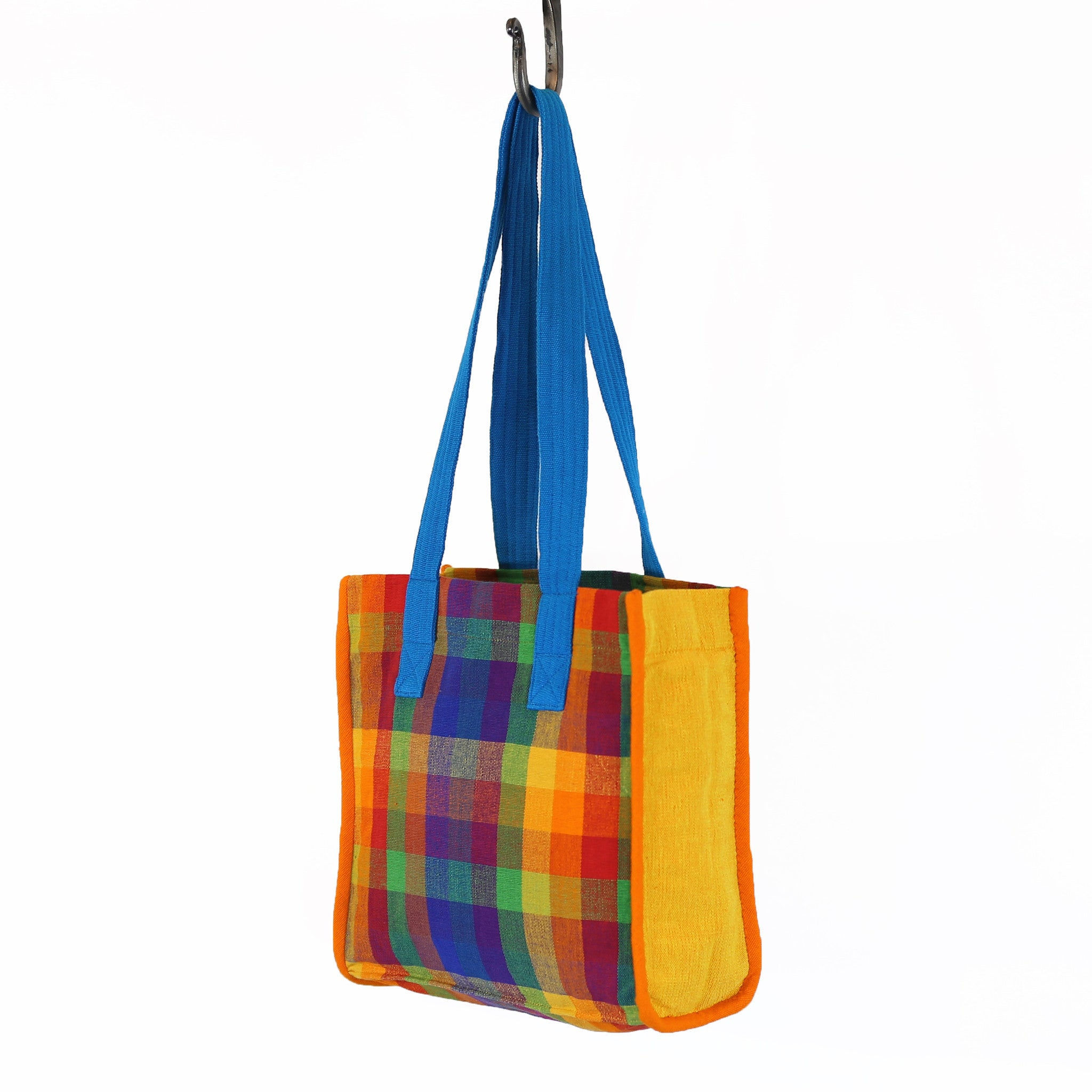The Easy Breezy Tote - Carousel fabric shown