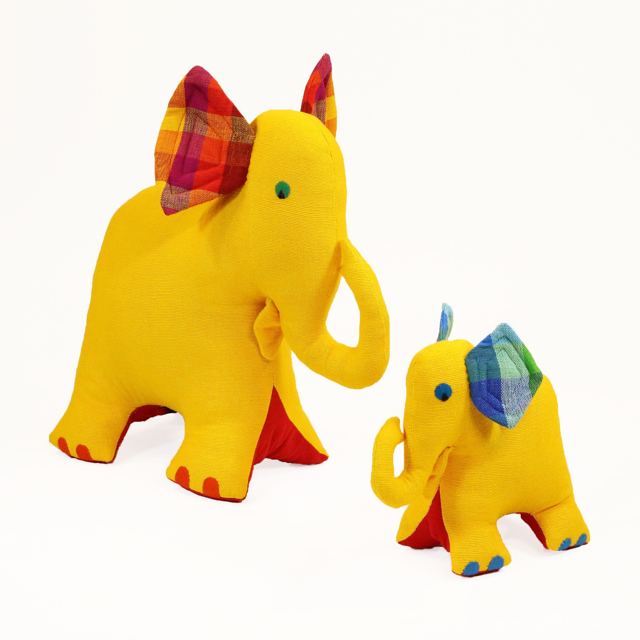 Ellen, the Elephant (small & large sizes)