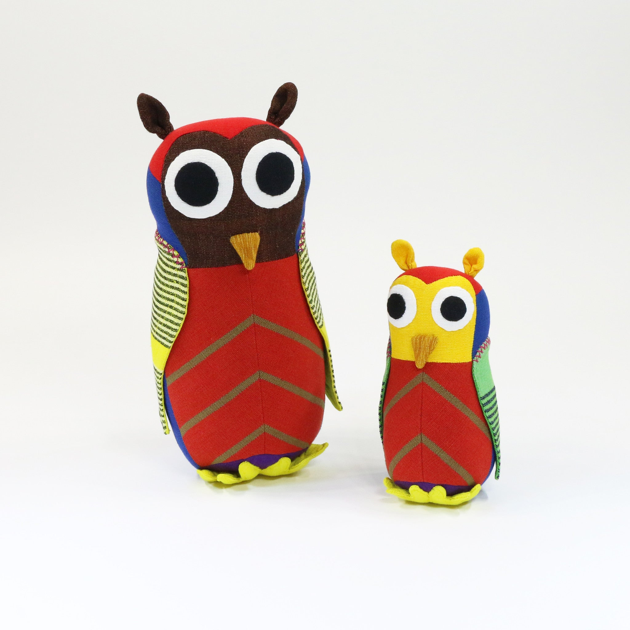 Owl Toy - Harold, the Owl (small & large sizes)